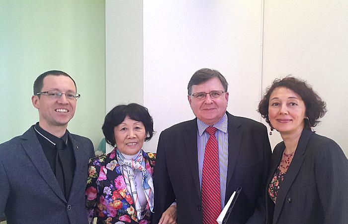 Компания ЯКласс приняла участие в 63-й Всероссийской научно-практической конференции химиков «Актуальные проблемы химического и экологического образования»