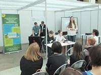 ЯКласс принял участие в выставке «Образование и карьера»