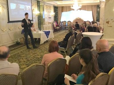 ЯКласс на конференции «Информационные технологии в образовании»