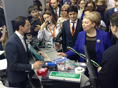 Министр образования и науки России заинтересовалась ЯКласс